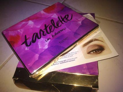 Eyeshadow Pallete Tarte In Bloom