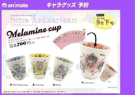 Hypnosis Mic Have fun! series double-sided Melamine Cup