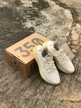 YEEZY 350 V2 CREAM WHITE (REPLICA)