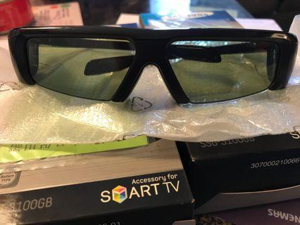 Samsung 原廠3D眼鏡