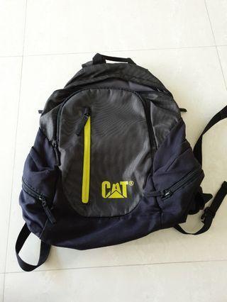 🚚 Caterpillar Black Bag
