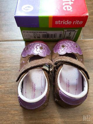 Baby Shoes  Stride rite & Van off the wall