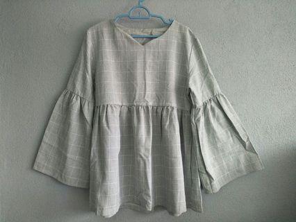 Babydoll Blouse #MGAG101