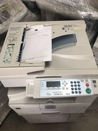 复印机 良好的工作条件理光复印机低价格 Good working conditioned Ricoh Copier at Low Price