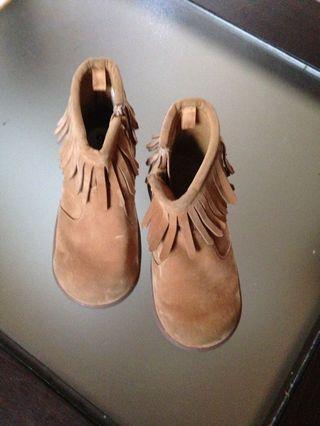 Original Carter shoes 1-2 old