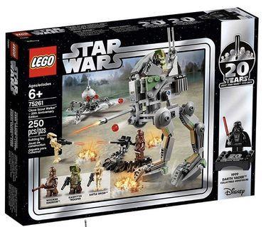 Lego Star Wars Clone Scout Walker (75261) (全新,未開封, Y2019)