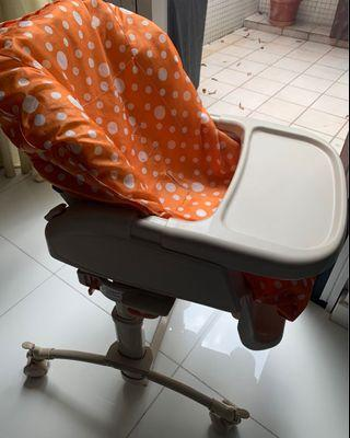 Aprica baby high chair