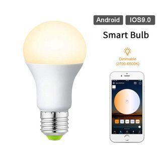 LD1674  E27 4.5W藍牙網狀智能LED燈泡APP同步控制可調光