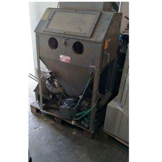 Trinco Dry Blast with Dust collector  @$1500 each