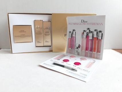 Dior 2018精粹再生花蜜組合 含唇卡