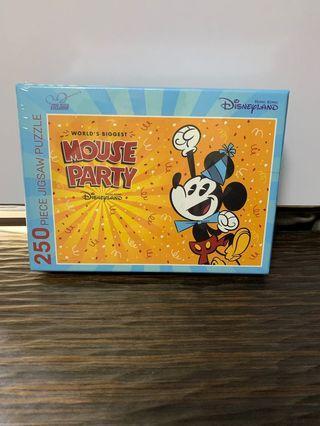 米奇老鼠250 piece puzzle