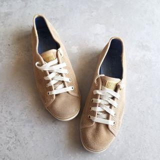 KEDS 麖皮休閒鞋 Suede Leather Sneakers