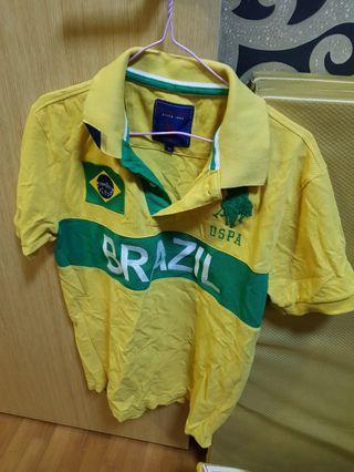 Brazil polo authentic