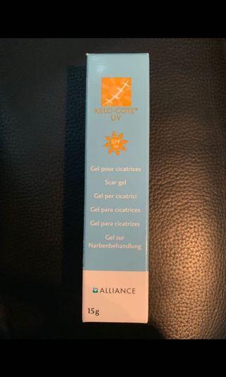 AUTHENTIC KELO-COTE® UV Scar Gel