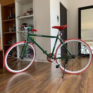 海尼根單速公路自行車