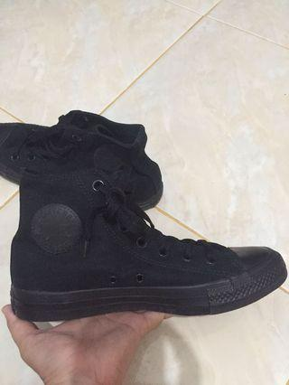 Converse ct as black hi