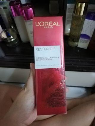 Inc pos Loreal centella revitalift