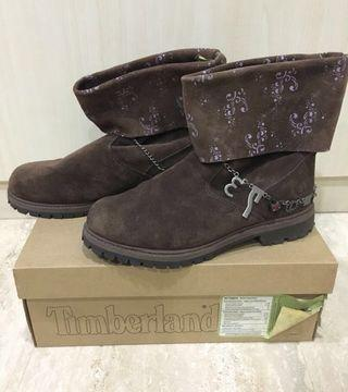 Timberland Roll Top Boots UK 5