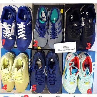 6 DIFFERENT KINDS OF BRANDED SHOES