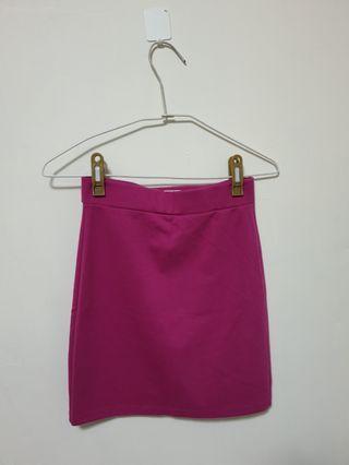 🚚 H:connect 粉紅短裙