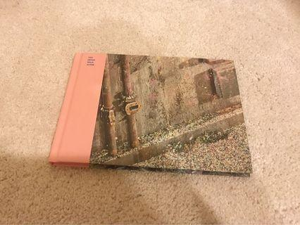 BTS YOU NEVER WALK ALONE PINK VER.