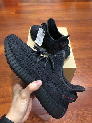 Yeezy V2 black