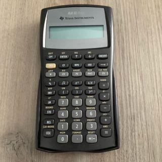 Texas instrument BA II Plus Calculator