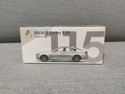1/64 Tiny #115 BMW 5 Series F10 (White)
