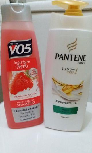 洗頭水2支