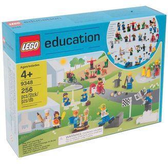 LEGO Education Community Minifigures Set (9348) (全新, 未開封)