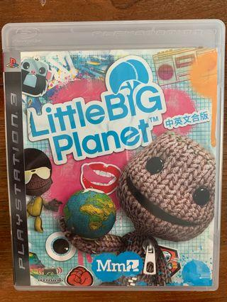 PS3 Little Big Planet 1&2