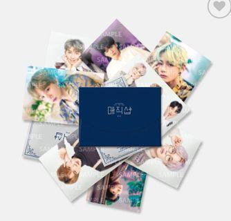 [WTB] jimin,taehyung and jhope 5th muster photocard