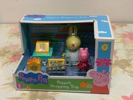小豬佩奇 Peppa pig shopping set