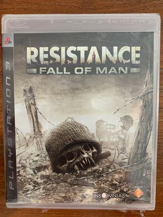 PS3 Resistance -Fall Of The Man-