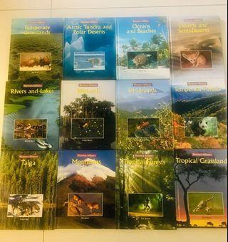 QYOP - Encyclopedia series on Biomes Atlases