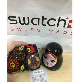Brand new Swatch fashion watch(limited edition) RM128 only