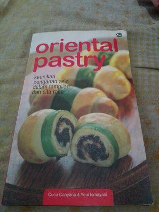 Buku resep pastri