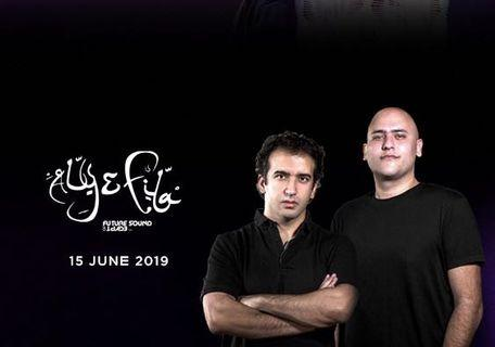 Aly & Fila @ Marquee