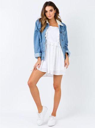 Princess Polly denim jacket