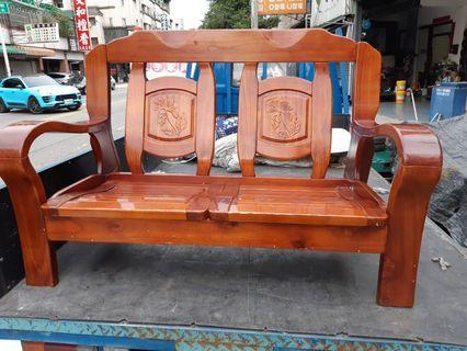 2+3全實木椅組