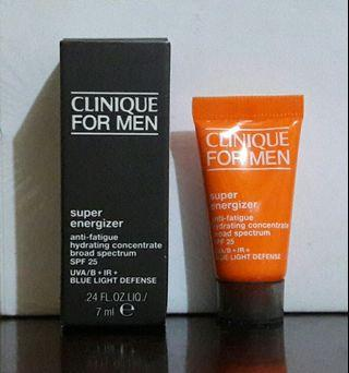 Clinique for Men Supe Energizer Hydrating Concentrate