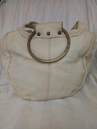 Leather bag Diesel
