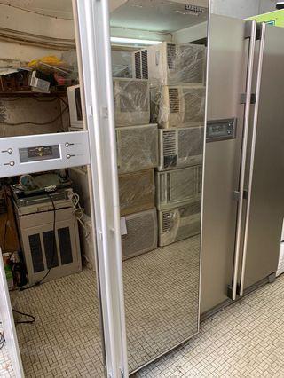 鏡子雙門雪❄️櫃