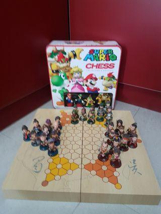 San Guo Chess Set/ Nintendo Super Mario Chess Set