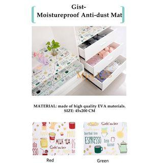 GIST- MOISTUREPROOF ANTI-DUST MAT