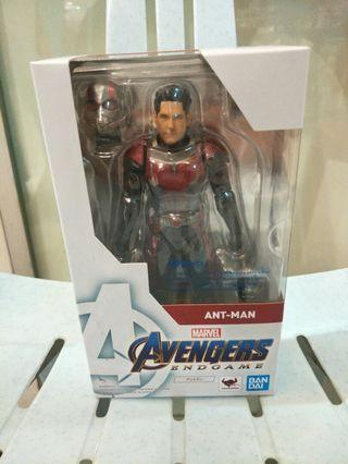 S. H. Figuarts Avenger End Game Ant-Man