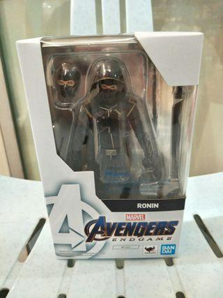 S. H. Figuarts Avenger End Game Ronin / Hawkeyes