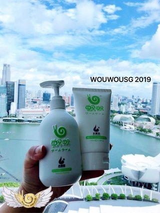 Wowo Pure Ginger Shampoo + Hair Mask