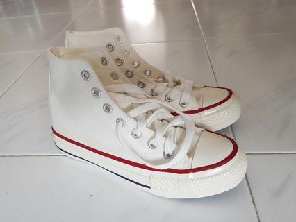 White Shoes Size 37