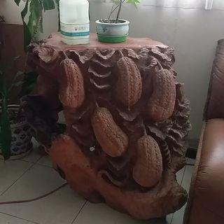🚚 絲瓜雕桌
